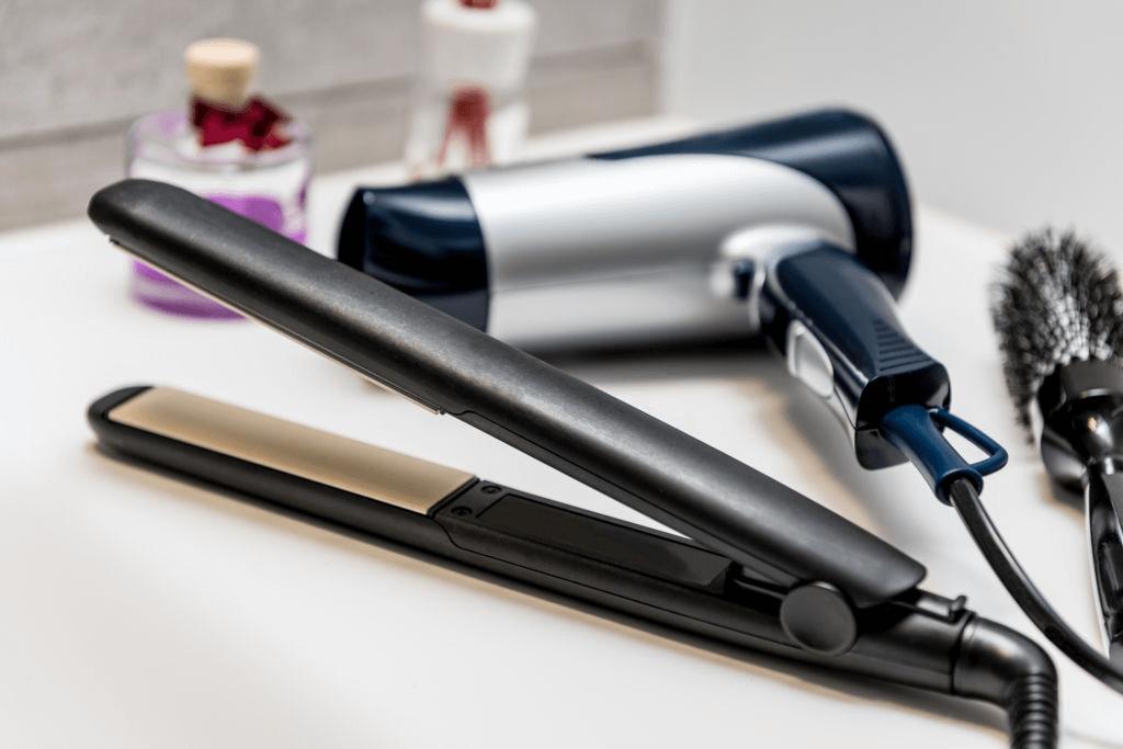 mens hair straighteners