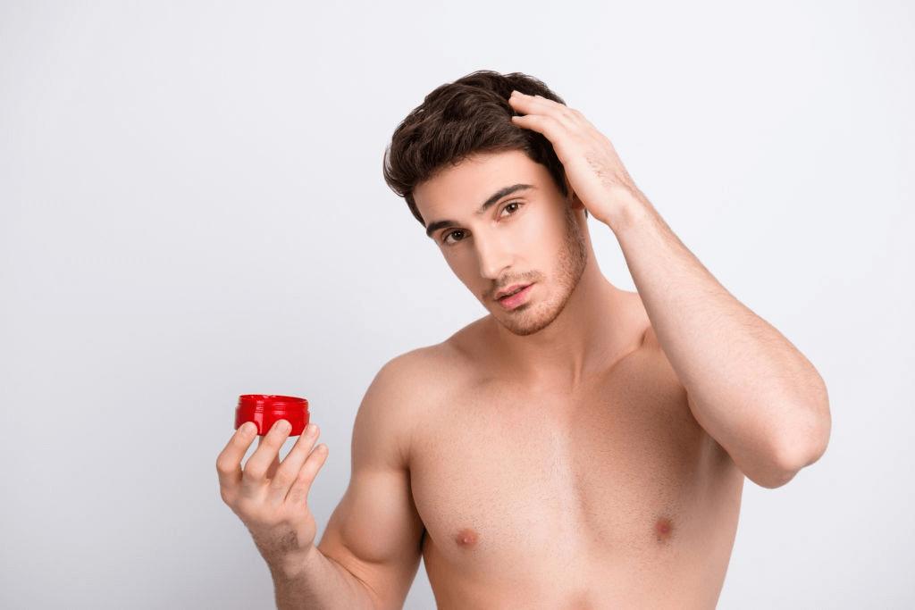 hair oil for men